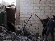 Clip bão lửa thành Damascus
