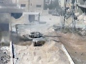 Chùm ảnh: Cuộc chiến ác liệt ở Syria ngày 25.10