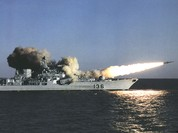 """Uy lực đáng sợ của """"sát thủ diệt hạm"""" Moskit Nga"""