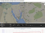 Máy bay Nga không bị trúng tên lửa của khủng bố