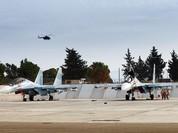 Nga tổng kết 1 tháng không kích chống khủng bố ở Syria