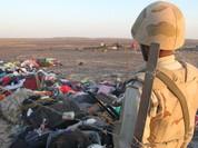 Vệ tinh Mỹ phát hiện được vụ nổ máy bay Nga ở Sinai