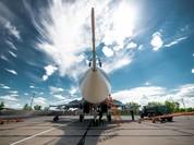 Một ngày trong căn cứ không quân chiến lược Nga