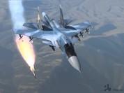 Clip: Su-34 tiêu diệt các mục tiêu quan trọng của IS ở Syria