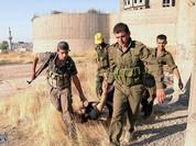 Những khoảnh khắc khủng khiếp trong cuộc chiến địa ngục ở Syria