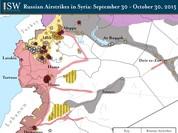 Chiến trường Syria ngày càng khốc liệt, đẫm máu kéo dài