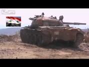 Chiến binh IS tan xác vì săn tăng quân đội Syria