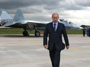 Clip: Putin - Những khoảnh khắc hành động đầy sức mạnh