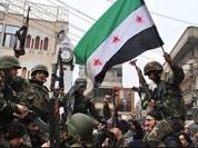 """Phiến quân FSA dùng pháo """"đáp lễ"""" khủng bố IS"""