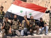 Chiến binh Hồi giáo bị quân đội Syria bắt làm tù binh