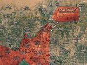 Quân chính phủ Syria huyết chiến giành thế chủ động trên chiến trường