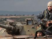 """Mặt trận Sham """"Quân đội Syria tự do"""" thu giữ vũ khí vận chuyển cho IS"""