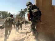 Quân Syria chặn đứng IS phản kích, bao vây Damascus