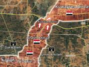 Đặc nhiệm Syria chọc thủng vòng vây quanh căn cứ không quân Kuveyris