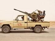 Súng phòng không trên xe Toyota, vũ khí đáng sợ của khủng bố