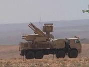 Pantsir-S1 Nga lập vùng bất khả xâm phạm quanh căn cứ tại Syria