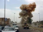 Kinh hoàng xe bom vô nhân đạo của khủng bố