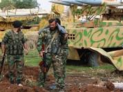 Quân đội Syria đập tan âm mưu phản kích của IS