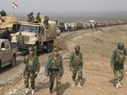 Tấn công quyết liệt, người Kurd chuẩn bị bao vây Ar-Raqqah