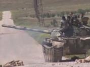 Quân đội Syria siết thòng lọng, chuẩn bị đánh chiếm Palmyra