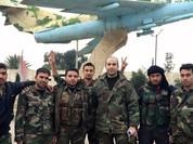 Không quân Nga yểm trợ hỏa lực cho quân đôi Syria giành thắng lợi