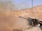 Quân Syria tiến công liên tiếp khiến các tổ chức khủng bố thiệt hại nặng nề