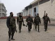 Quân đội Syria tái chiếm lại Aleppo sau bão lửa không quân Nga