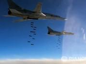 Bão lửa trừng phạt của Nga với IS ngày càng dữ dội