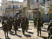 Video: Cận cảnh dân quân Syria huấn luyện cấp tốc đối phó IS