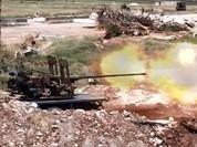 Tấn công ác liệt, Syria tái chiếm hai thị trấn phía đông tỉnh Homs