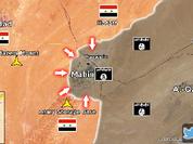Thừa thắng, quân đội Syria chuẩn bị đánh chiếm Quraytayn