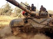 Không quân Nga dội bom dọn đường giải phóng Palmyra