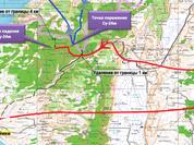 Bộ Quốc phòng Nga công bố bản đồ thảm họa Su – 24 ở Syria