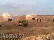 Biển lửa rửa hận khu vực biên giới Syria – Thổ Nhĩ Kỳ