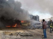 """Máy bay lạ tấn công đoàn xe """"nhân đạo"""" Thổ Nhĩ Kỳ ở biên giới Syria"""