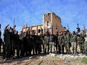 Cận cảnh thị trấn chiến lược quân đội Syria giành lại từ tay IS