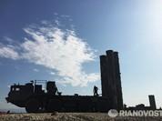 Video và ảnh triển khai hệ thống S-400 siêu hiện đại ở Syria