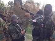 Quân đội Syria tấn chiếm thành phố chiến lược Quraytayn