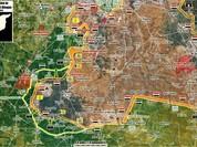 Đẫm máu, dai dẳng chiến cuộc giành giật Aleppo