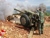 Quân đội Syria khép vòng vây ở thành phố Salma, Latakia