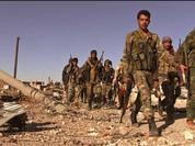 Chiến sự Syria, biến động bất thường trên các mặt trận chống khủng bố