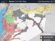 Chiến trường Syria giằng co căng thẳng và ác liệt