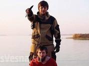 Vạch mặt sát thủ hành hình công dân Nga ở Syria
