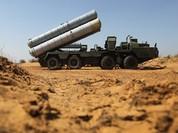 Sau S-400 Nga, Syria chuẩn bị trực chiến hệ thống tên lửa S-300