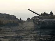 Tấn công liên tục, quân đội Syria giành chiến thắng