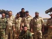 Video: Trận chiến giành Nasrallah từ IS Đông Bắc của Kweyres