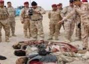 Quân đội Iraq truy quét gần Ramadi, tiêu diệt hàng chục chiến binh IS