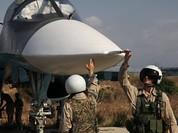 Nga gia tăng mật độ không kích IS ngày đêm