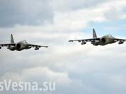 Không quân Hải quân chiến lược Nga lại dội lửa xuống IS