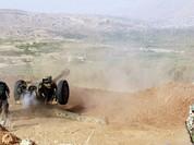 Chiến sự Syria sau hai tháng không kích dữ dội của không quân Nga (phần 1)